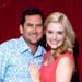 Chris Horsey and Lucy Durack