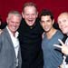 Chris Horsey, Michael Cormick, Tim Shaw, Adam Garcia and James Leigh at Sydney Theatre Awards