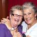 Christine Dunstan and Diana Simmonds