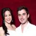 Hayley Martin and Bobby Fox