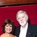 Jenny Main and Barry Crocker at Sydney Theatre Awards